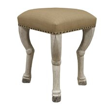 "Clara 24.5"" Bar Stool with Cushion"