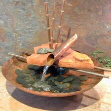 Rising Sun Tabletop Fountain