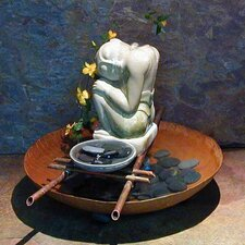 Spring Rain Tabletop Fountain
