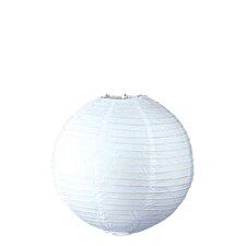 """Japanballon """"Tokio"""" E27 / 60W in Weiß"""