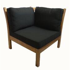 Kamea Sectional Deep Seating Corner Chair with Cushion