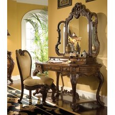 Palais Royale Vanity Set with Mirror