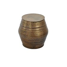 Moroccan Hammered Stool