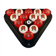 NCAA Pool Ball Set