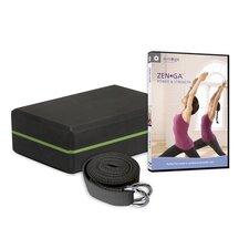 Yoga Essentials Combo Kit