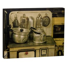 Summit Vintage Kitchen Toys Wall Art