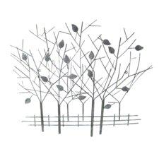 Winter Trees Wall Décor
