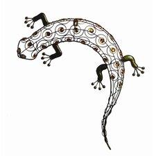 Gecko Wall Decor