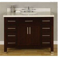 "Monaco 42"" Single Bathroom Vanity"