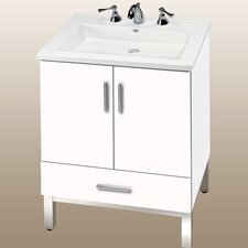 "Daytona 24"" Single Bathroom Vanity Set"