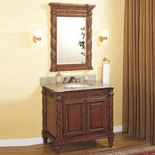 "Tuscany 32"" Single Bathroom Vanity Set"