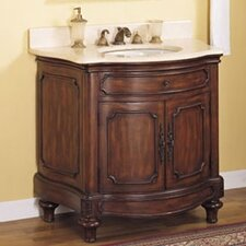 "Greenwhich 36"" Single Bathroom Vanity Set"