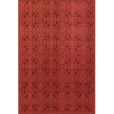 Napa Kilbourne Red Area Rug