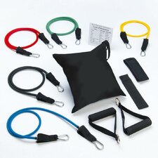 Latex Resistance Band Set