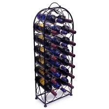 Bordeaux 23 Bottle Wine Rack