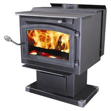 Performer 2,200 Square Foot Wood Stove with Blower
