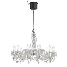 Drylight LED 12 Light Chandelier