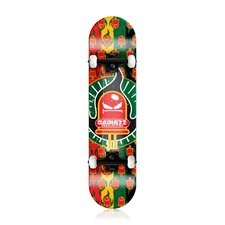 Re-Chargable Neon Lighted Complete Skateboard