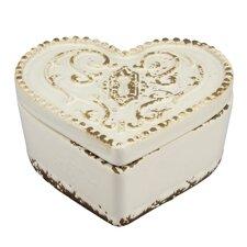 Heartland Worn Heart Trinket Box (Set of 4)