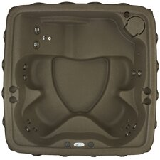 AR-500 5 Person 19 Jet Plug-N-Play Spa with LED Waterfall