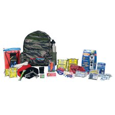 Emergency Deluxe 2 Person Outdoor Survival Kit