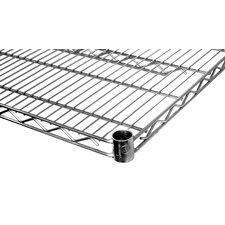 """NSF 60"""" x 24"""" Wire Shelf"""