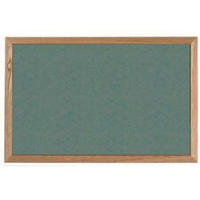 Wall Mounted Bulletin Board