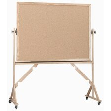 Reversible Free Standing Bulletin Board