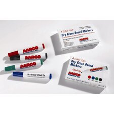 Dry Erase Markers (Set of 4)