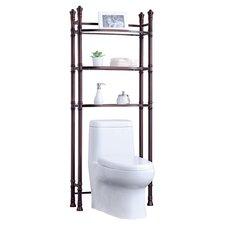 "Monte Carlo 26"" x 67"" Bathroom Space Saver Shelf"