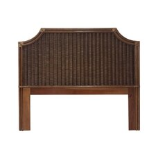 Sheridan Wood and Wicker Headboard