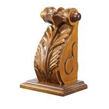 Acanthus Book Ends (Set of 2)