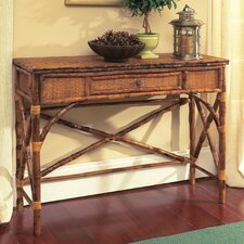 Coastal Chic Console Table