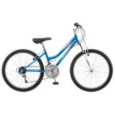 "Girl's 24"" Tide Mountain Bike"