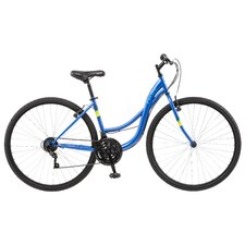 Women's 700x Trellis Hybrid Bike
