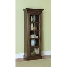 Pine Island Small Library Cabinet