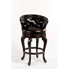 "Beckett 30"" Swivel Bar Stool with Cushion"
