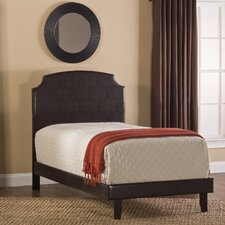 Lawler Upholstered Panel Bed