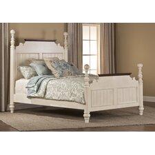 Pine Island Panel Bed
