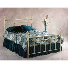 Chelsea Metal Panel Bed