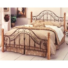 San Marco Panel Bed