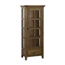 Tuscan Retreat Display Cabinet