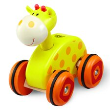 Giraffe Wheely Push/Scoot Ride-On