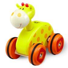 Giraffe Wheely Push/Scoot Ride-On