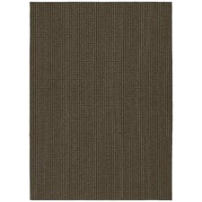 Chocolate Berber Colorations Area Rug