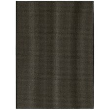 Black Berber Colorations Area Rug