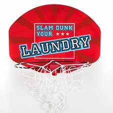 Basketball Laundry Hamper