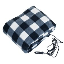 Plaid Electric Blanket