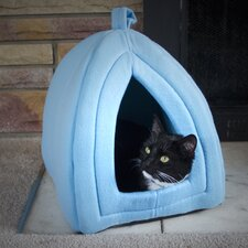 Kitty Igloo Enclosed Cat Bed