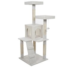 "Penthouse 50"" Sleep and Play Cat Tree"